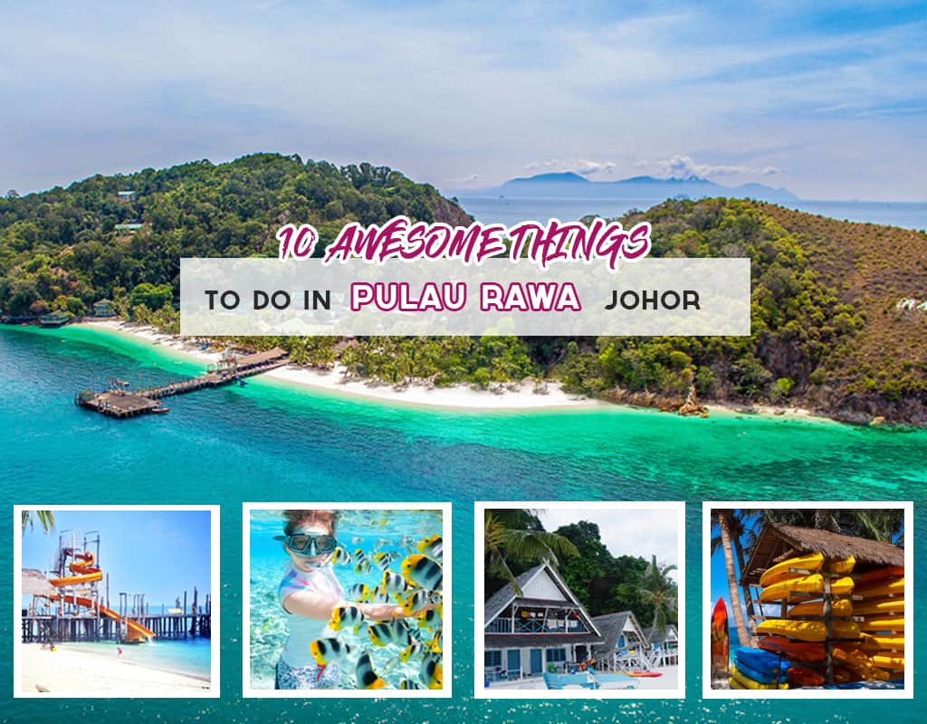 Awesome Things To Do In Rawa Island
