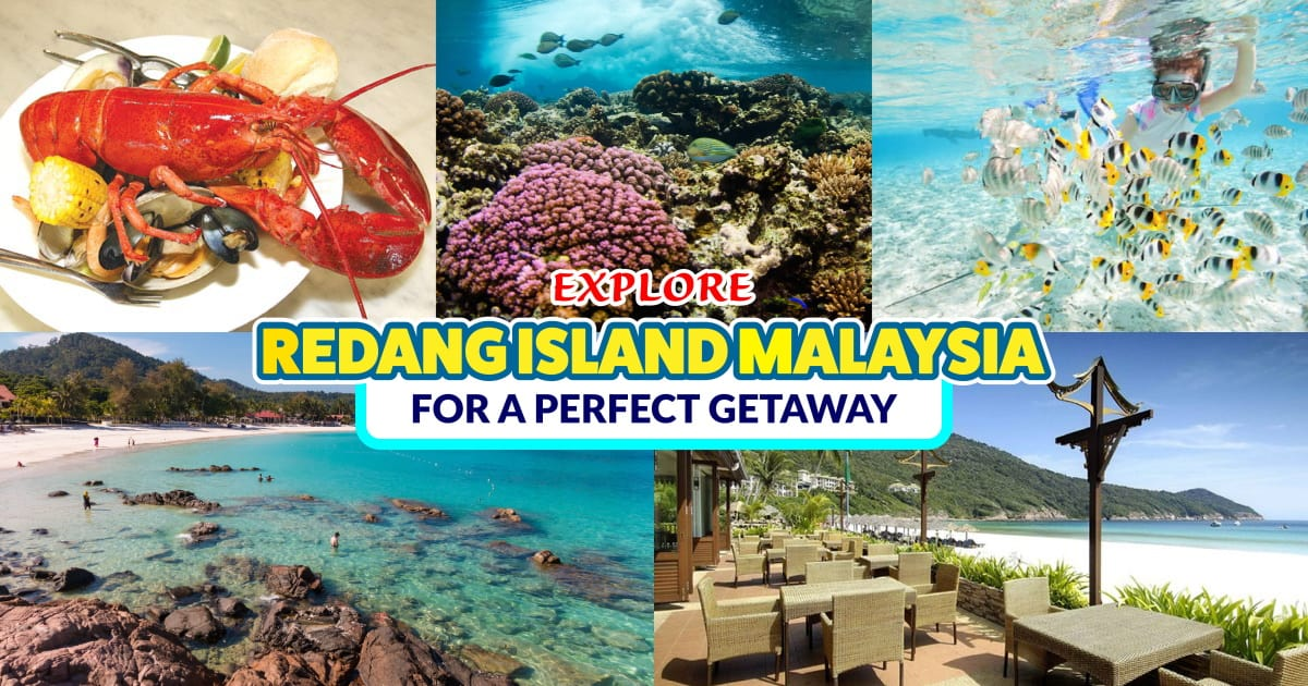 Redang Island: Make The Best Out Of Your Vacation