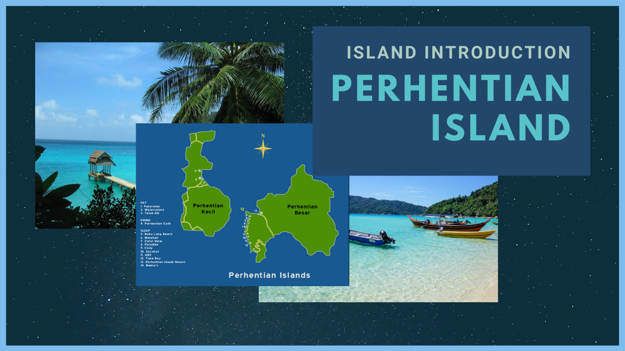 Perhentian Island: Introduction